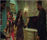 وصلة رقص لـ«ياسمين رئيس» في ملوك الجدعنة