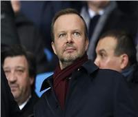 إد وودوارد يستقيل من مانشستر يونايتد