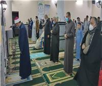 إجراءات احترازية مشددة في مساجد المنوفية