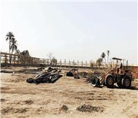 3 مشروعات للصرف الصحي بمشتول السوق في الشرقية