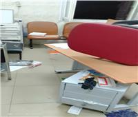 وزيرة الصحة توجه باتخاذ الإجراءات القانونية حول التعدي على مستشفى المحلة