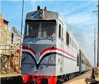 حركة القطارات| تأخيرات الأربعاء بين «قليوب والزقازيق والمنصورة»