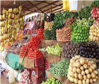 أسعار الخضروات بسوق العبور في تاسع أيام شهر رمضان