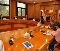 اعتماد كلية الدراسات العليا والبحوث البينية بجامعة حلوان