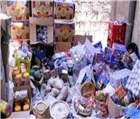 حملات تفتيشية على جميع الأسواق ومنافذ بيع السلع الغذائية بالقصير