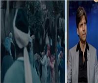 صاحب شخصية الضابط الإنجليزي في «موسى»: الناس كانت عاوزة تقطع إيدي| فيديو