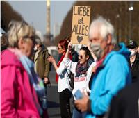 بالصور | تظاهرات في ألمانيا ضد قيود فيروس كورونا