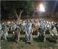 ثقافة أسيوط تحتفل بشهر رمضان المبارك في منقباد