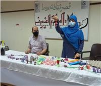 مسابقات فنية وحرف يدوية في امسيات رمضانية ب«ثقافة ديروط»