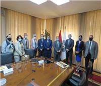 السفير الكندى بالقاهرة : مصر من أكبر شركائنا التجاريين بأفريقيا