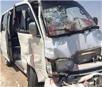 مصرع وإصابة 28 شخصا فى حادث بالطريق الصحراوى الغربى بـ«أسوان»