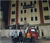 حملات على مقاهي شمال الجيزة بسبب تقديم «الشيشة» للمواطنين
