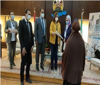 مليون جنيه من مؤسسة «مصطفى وعلي أمين» لـ65 أسرة فقيرة بالفيوم