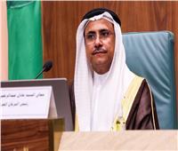 رئيس البرلمان العربي يعزي في ضحايا حادث مستشفى بغداد