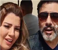 رانيا فريد شوقيتكشف كواليس «ولاد ناس».. وتمازح أحمد وفيق |فيديو