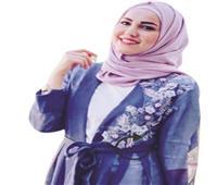 «الكارديجان الرمضاني».. موضة المحجبات بالخيامية والحروف العربية
