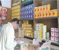 تحرير 332 مخالفة إنتاج خبز ناقص الوزن في القاهرة