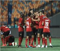 حسين الشحات يسجل هدف التعادل للأهلي في مرمى سموحة