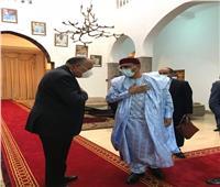 وزير الخارجية يسلم رئيس جمهورية النيجر الشقيقة رسالة من الرئيس السيسي