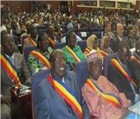 البرلمان التشادي يدعم تشكيل المجلس العسكري الانتقالي