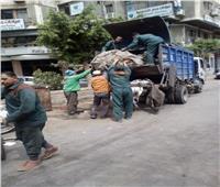 رئيس حي العجوزة يُتابع توفير بيئة نظيفة خالية من التلوث.. صور