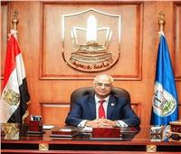 رئيس جامعة بورسعيد يهنئ الرئيس السيسي بذكرى نصر العاشر من رمضان
