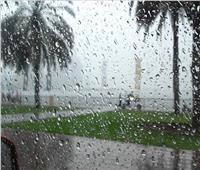 سقوط أمطار خفيفة على محافظة قنا