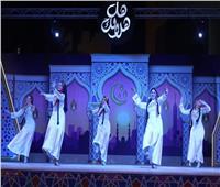 صور| تفاعل الجمهور مع استعراضات رضا وفقرات السيرك وأنغام الليلة الكبيرة