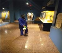 السياحة: أعمال تعقيم وتطهير المتاحف يوميًا.. صور