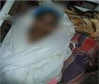 دفن جثة أب ونجلة لقيا مصرعهما في حريق شقة سكنية بمنطقة حلوان