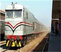 40 دقيقة تأخيرات السكة الحديد على خط «القاهرة أسيوط» و20 على «أسيوط  أسوان»