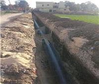 مياه الشرقية: تطوير 25 قرية بمركز الحسينية ضمن «حياة كريمة»