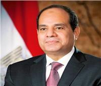 الرئيس السيسي يصل مسجد المشير لأداء صلاة الجمعة