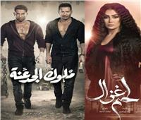 بسبب التصوير في لبنان.. أخطاء بالجملة في «ملوك الجدعنة» و«لحم غزال»