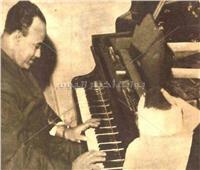 الشيخ عبدالباسط.. يعزف البيانو ويتعلم «مكر» الإنجليز