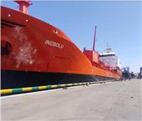 26 سفينة إجمالي الحركة الملاحية بموانئ بورسعيد.. الخميس