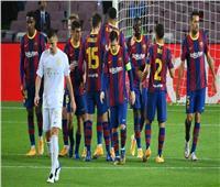 برشلونة يعلن غياب نجمه عن مواجهة خيتافي