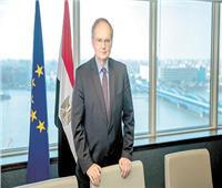 رئيس وفد الاتحاد الأوروبى بمصر: الاتفاق حول سد النهضة فى مصلحة الجميع