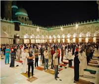 بث مباشر| شعائر صلاتي العشاء والتراويح ليلة ١١ رمضان بالجامع الأزهر