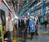 مصدر: تأجيل زيارة وزير النقل لـ«ورش كوم أبوراضي» للسكة الحديد إلى السبت