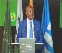رئيس كاف: مقر الاتحاد الأفريقي لن ينقل خارج مصر
