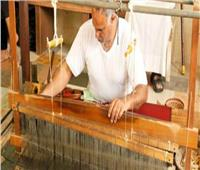 كواليس من برنامج «باب رزق» وفقرة خاصة عن صناعة المنسوجات