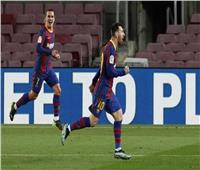 «ميسي وجريزمان» يقودان هجوم برشلونة أمام خيتافي في «الليجا الإسبانية»