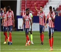 أتلتيكو مدريد يستعيد صدارة الليجا الإسبانية