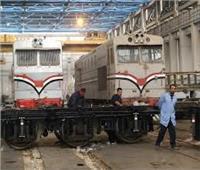 5 إجراءات تنفذها «السكة الحديد» قبل خروج القطار من الورش | خاص