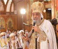 عيد القيامة بحضور 500 مواطن بكاتدرائية العباسية