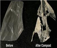 لأول مرة.. إنتاج «بلاستيك» قابل للتحلل الحيوي
