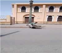 حملات للنظافة بقرى وأحياء مركز المنيا ورفع أطنان من القمامة