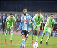 ترتيب جدول «الكالتشيو الإيطالي» بعد فوز نابولي بخماسية على لاتسيو