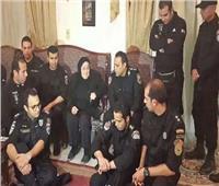 والدة الشهيد الرائد أحمد سمير: اتصل بي قبل استشهاده بساعات للدعاء له